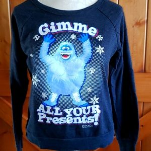 RUDOLPH Bumble Snow Monster Gimme your Presents